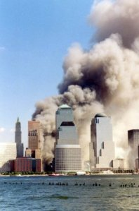 9/11 the crime: collapse of one of the towers