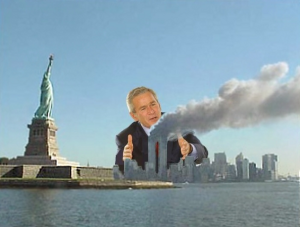 Conspiracy Blindness: George Bush and 9/11