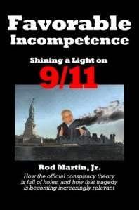 9/11 the crime: Favorable Incompetence cover