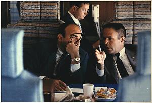 Conspiracy Blindness: Haldeman and Ehrlichman.