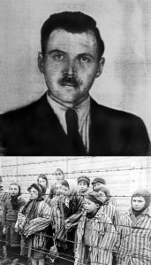 Weakening America: Angel of Death, Josef Mengele and Auschwitz children.