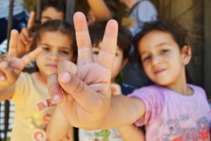 Too little compassion: Syrian refugee children