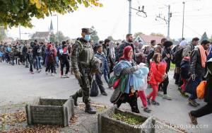 Too little compassion: Syrian refugees passing through Slovenia